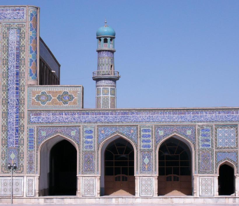 Herat: Freitagsmoschee