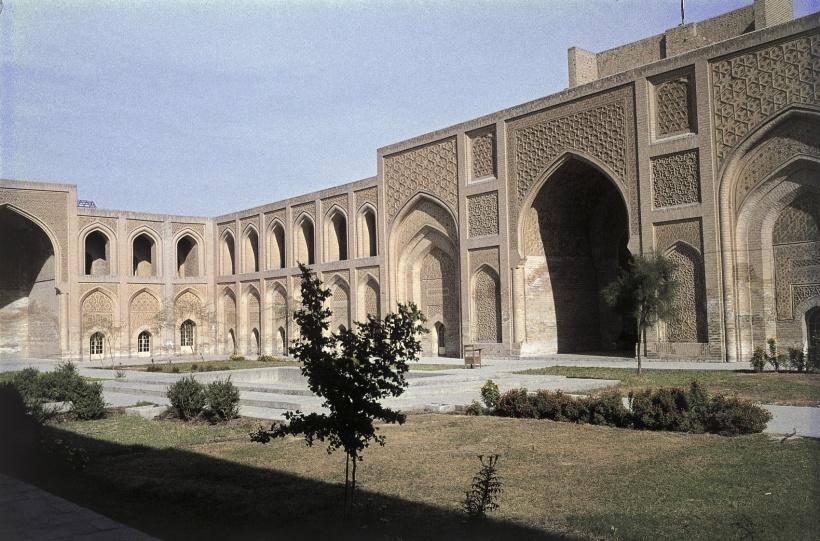 Mustansiriya-madrasaen-i-Bagdad,-Irak.-HMH